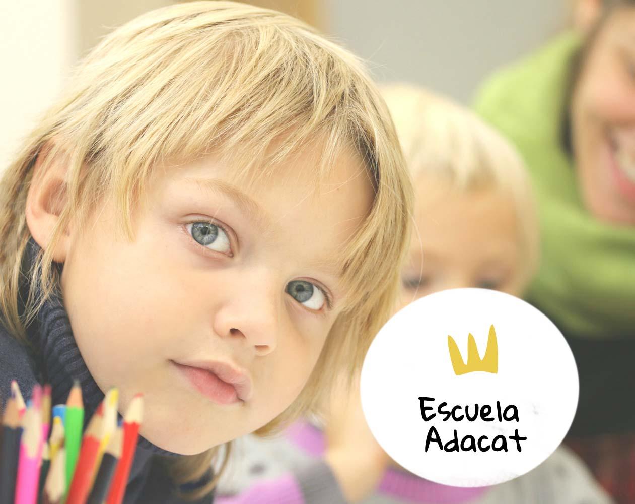 Escuela Adacat Programas Formación