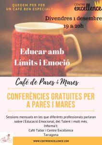 Conferencies gratuites pares i mares Centro Excellence